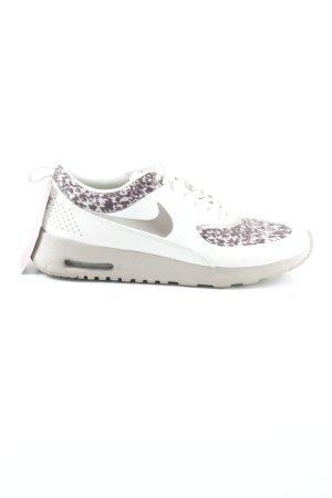 Nike Schnürsneaker abstraktes Muster Casual-Look