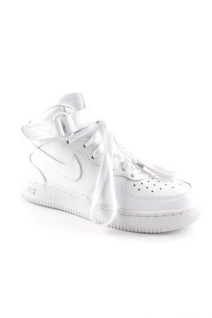 "Nike Schnürsneaker ""Air Force 1"" weiß"