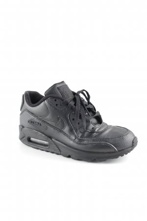 """Nike Lace-Up Sneaker """"Air Max"""" black"""