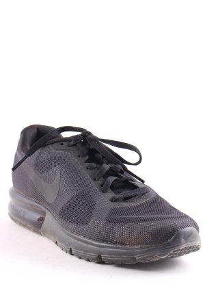 """Nike Basket à lacet """"Air Max"""" noir"""