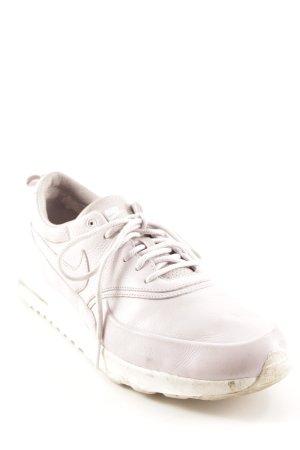 Nike Basket à lacet vieux rose style athlétique