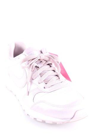 Nike Schnürsneaker blasslila sportlicher Stil