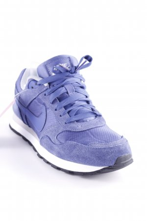 Nike Sneaker stringata blu stile casual
