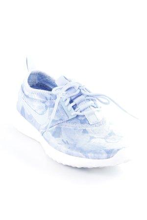Nike Schnürsneaker Blumenmuster Glanz-Optik