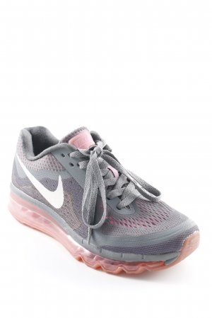 Nike Schnürsneaker dunkelgrau sportlicher Stil
