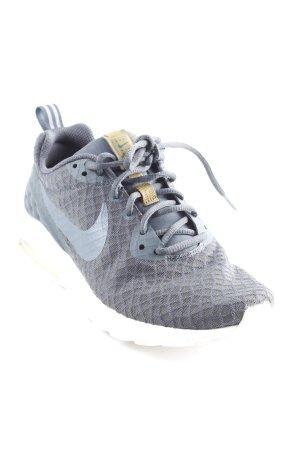 Nike Schnürsneaker dunkelgrün sportlicher Stil