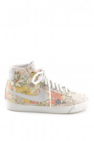 Nike Schnürsneaker Allover-Druck Casual-Look
