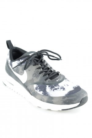 Nike Lace-Up Sneaker spots-of-color pattern athletic style
