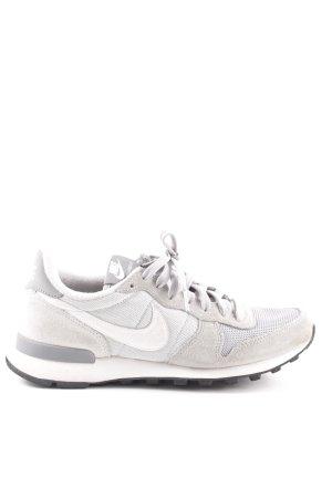 Nike Schnürsneaker weiß-creme sportlicher Stil