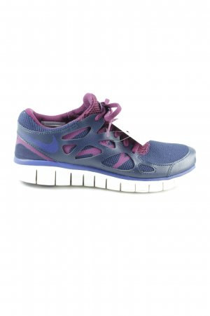 Nike Schnürsneaker grafisches Muster Casual-Look