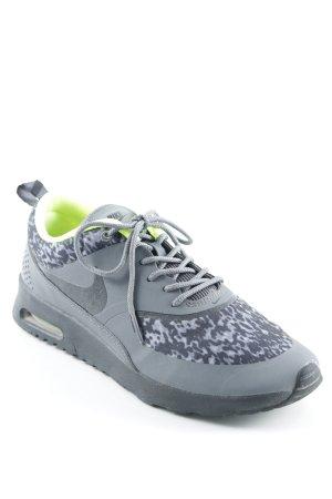 Nike Sneakers met veters luipaardprint atletische stijl