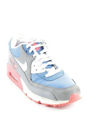 Nike Sneaker stringata multicolore stile atletico