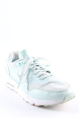 Nike Sneaker stringata menta-bianco stile casual