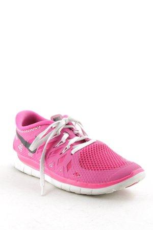 "Nike Schnürsneaker ""Nike Free 5.0"" pink"