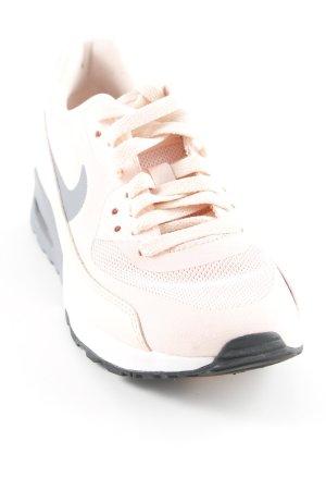 Nike Schnürsneaker rosé-anthrazit sportlicher Stil