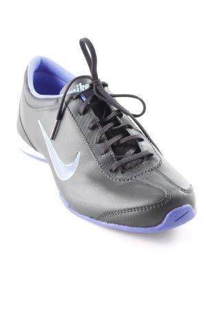 Nike Schnürsneaker Schriftzug gedruckt sportlicher Stil