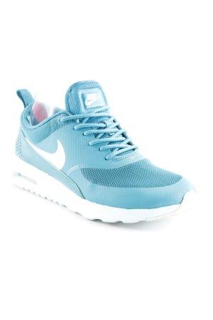 Nike Schnürsneaker türkis sportlicher Stil