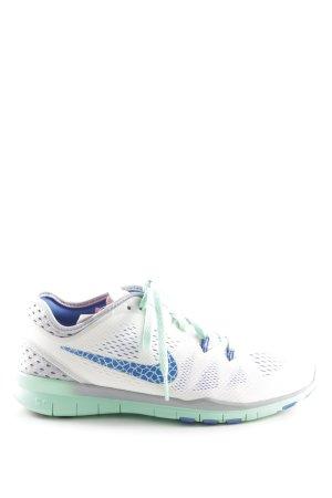 Nike Schnürsneaker Webmuster sportlicher Stil