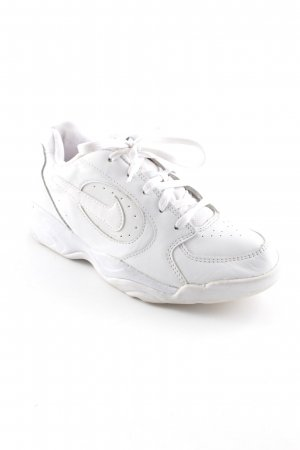 Nike Sneaker stringata bianco sporco stile casual