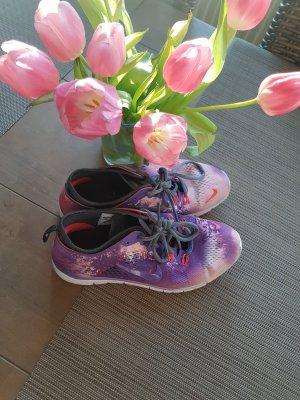 Nike Zapatos brogue lila