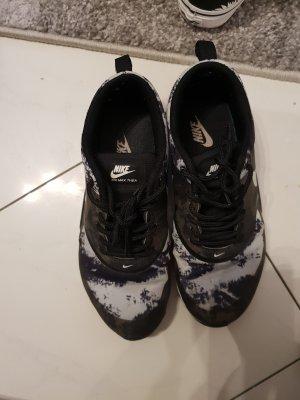 Nike Sneaker stringata nero-grigio chiaro