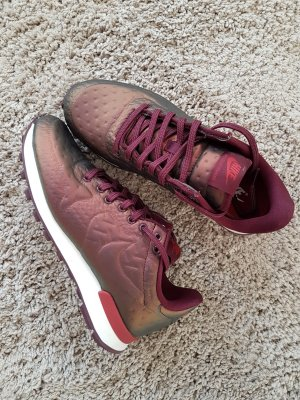 Nike Sneakers bronze-colored-bordeaux