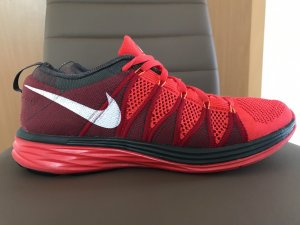 Nike Schuhe Flyknit Lunar 2 42 Herren