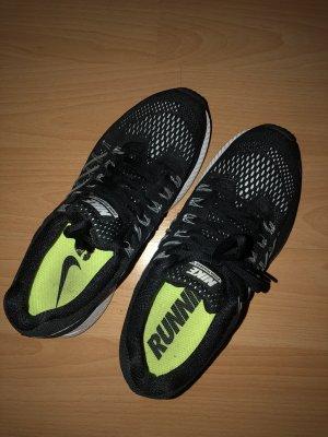 Nike Lace Shoes white-black