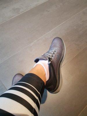 Nike Sneaker stringata grigio scuro-antracite