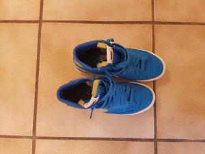 Nike Schuhe Marin Blau