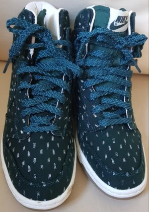 Nike Zapatilla brogue petróleo
