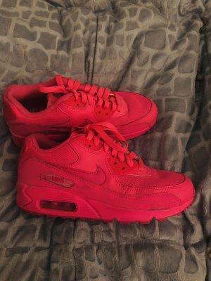 Nike Schuhe neu neon pink