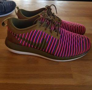 Nike Schuhe ♡ Pink-blau-khaki ♡ Gr. 40