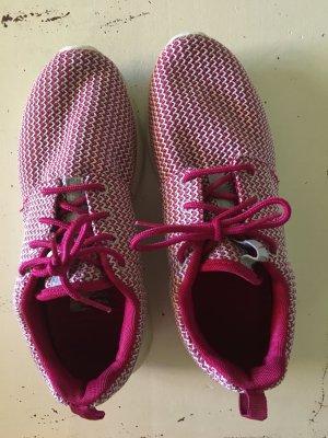 Nike Schuhe pink-weiß