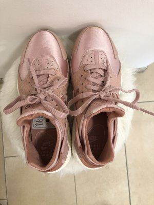 Nike Sneaker stringata color oro rosa-rosa
