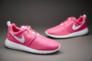 Nike Schuhe/Sneaker ROSHE ONE - hyper pink/white