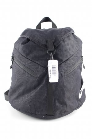 Nike Mochila escolar negro estilo deportivo