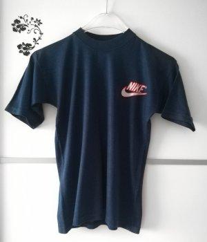Nike Shirt Dunkelblau Gr. S