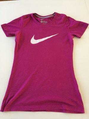 Nike T-shirt rose-magenta