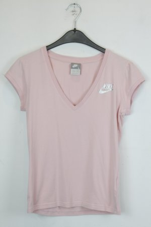 Nike Shirt Sportshirt Gr. L rosa (18/5/027)