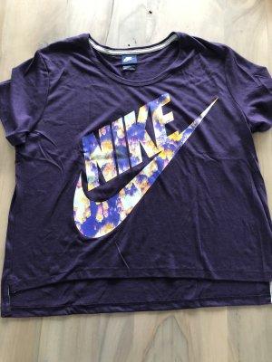 Nike Shirt violett