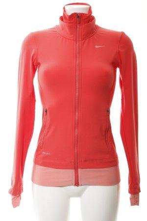Nike Shirt Jacket neon red