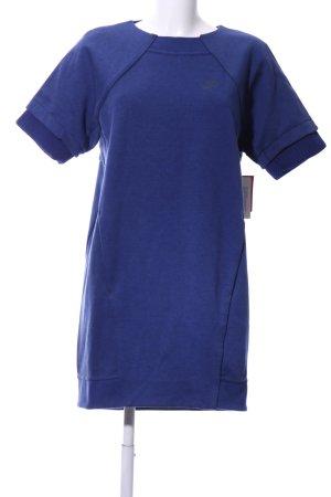 Nike Shirt Dress blue casual look