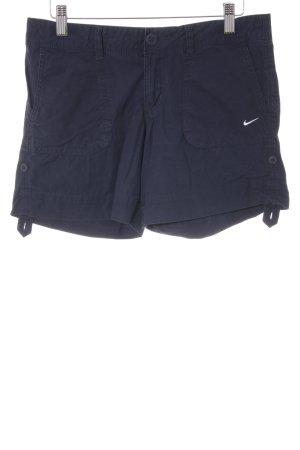 Nike Shorts dunkelblau Casual-Look