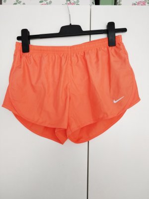 Nike Shorts Sportshorts Orange Etikett Sommer