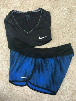 Nike shorts staycool mit innenslip in gr. M