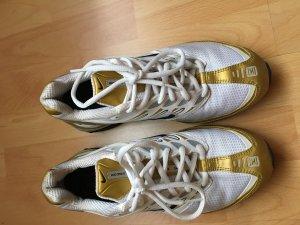 Nike Shox go running Gr. 39 weiß