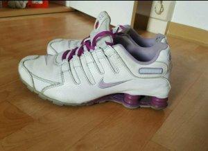 Nike Shox Größe 38,5