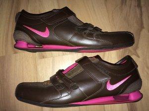 nike shox rivalry pink größe 38 neu glitter glitzer sneakers