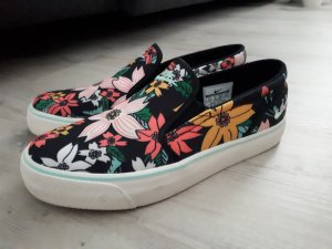 Nike Slip-on Sneakers multicolored polyester